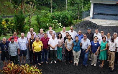 P. JOSÉ LUIS GORDILLO SJ Y DIRECTORAS DE CENTROS LOYOLA PARTICIPARON DE ASAMBLEA DE CLACIES